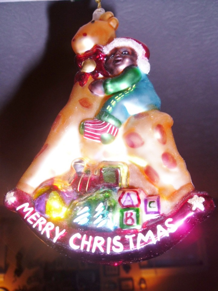 tori ornament